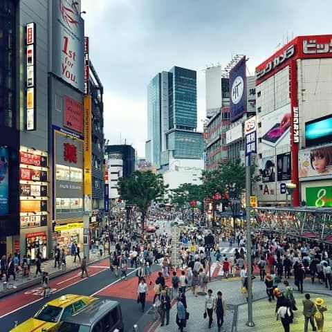 Tokyo 3 Days Itinerary